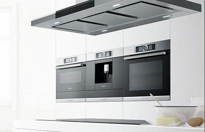 Keukenapparatuur inbouw en vrijstaand keuken centrum for Bosch apparatuur