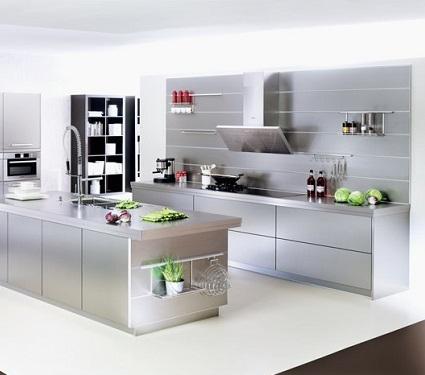 RVS keukens
