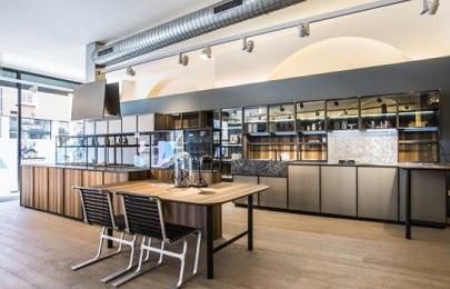 Italiaanse Keuken Ontwerp : Zampieri italiaanse keuken innovatief en stijlvol keuken centrum