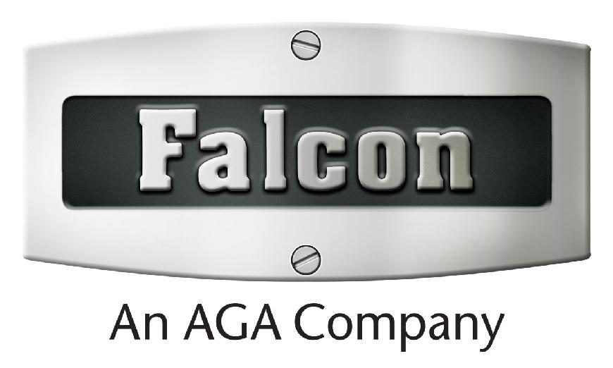 falcon fornuis